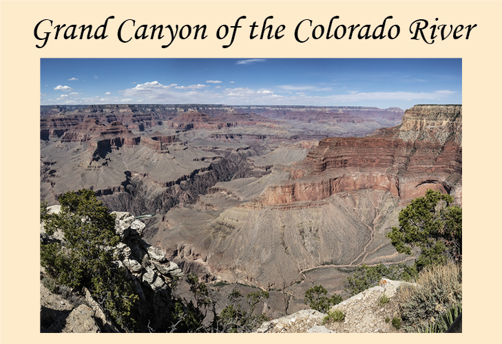 Photo Essay on the Grand Canyon