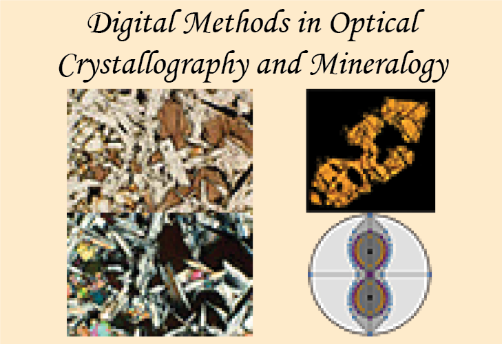 Electronic textbook-Digital Methoods in optical crystallography